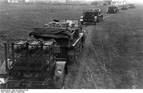 The Terrifying German Rocket Launchers in 25 Photos