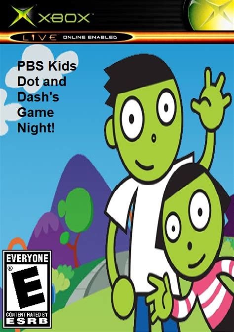 PBS Kids Dot and Dash's Game Night! | Video Games Fanon