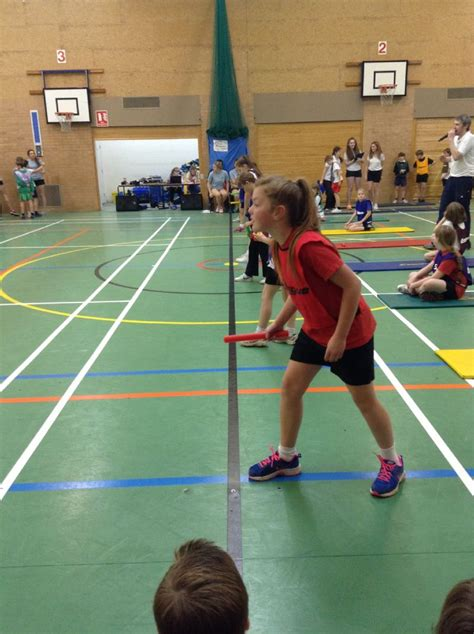 St Andrews Primary School - Sports Events