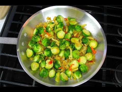 Brussels Sprouts with Pine Nuts and Parmesan   Recipes