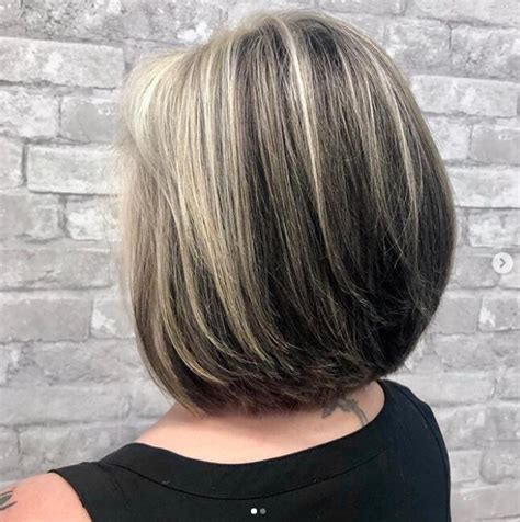41 Cute Stacked Bob Hairstyles for Women 2020 - Lead
