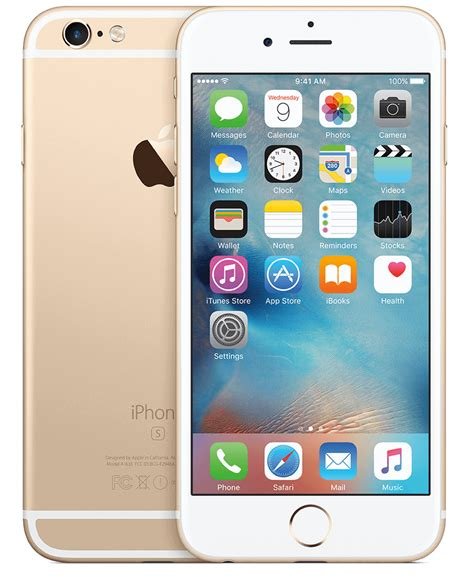 New Apple iPhone 6S Plus 16GB Gold T-Mobile Clean IMEI