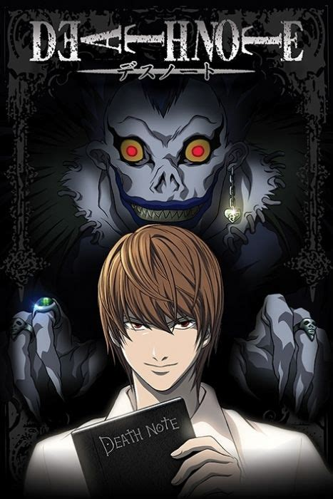 Poster Death Note From The Shadows Posters