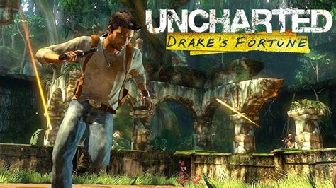 Uncharted: Drake's Fortune (PS4) – Review   Phenixx Gaming