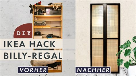 IKEA HACK Billy Regal | Edles Upcycling mit Wiener
