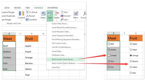 How to quickly create dynamic drop down list in Excel?