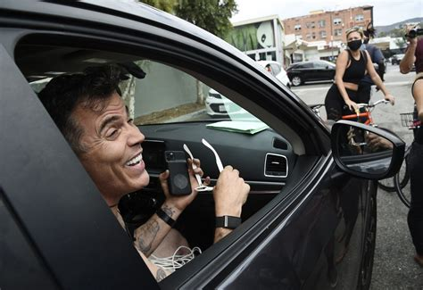 Steve-O taken down after duct-taping himself to billboard