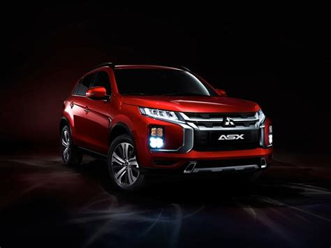 The Redesigned 2020 Mitsubishi Outlander Sport Is Here To