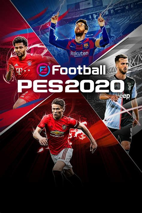 eFootball PES 2020 for Xbox One (2019) - MobyGames