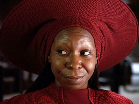Guinan Wants A Comeback - Whoopi Goldberg Wishes To Be in