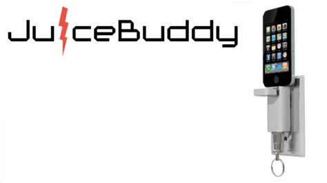JuiceBuddy - Cordless Keychain iPhone Charger | iPhone in