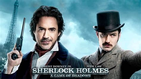 Sherlock Holmes: A Game of Shadows [OST] #11 - Two Mules