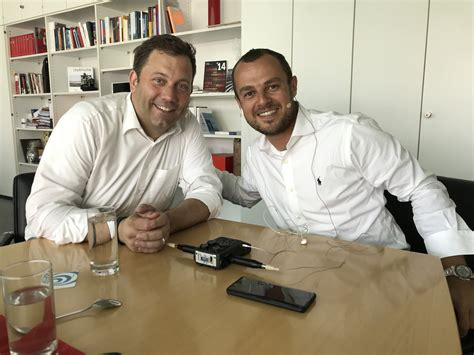 Tech, start-ups and politics – the podcast with Lars