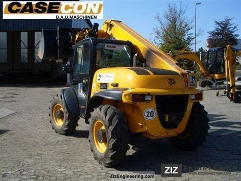 JCB 527-55 2008 Other agricultural vehicles Photo and Specs