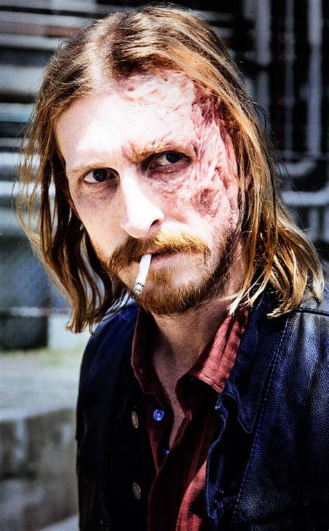 Dwight (Austin Amelio) from The Walking Dead Then & Now