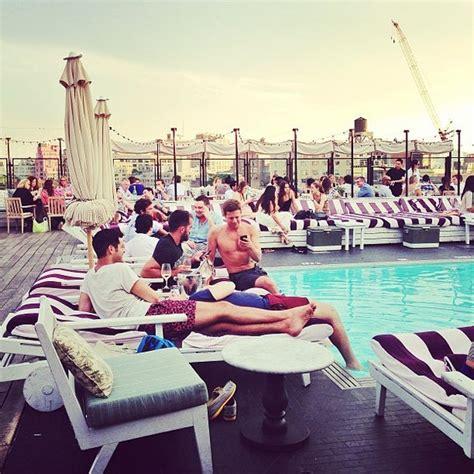 Soho House Rooftop - Meatpacking District - 30 tips