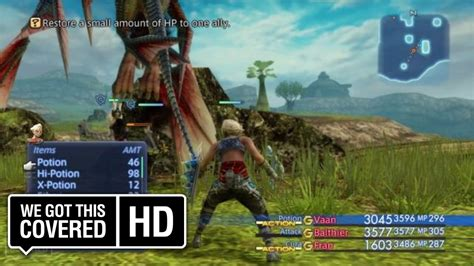 Final Fantasy XII: The Zodiac Age - 10 Minutes of Gameplay