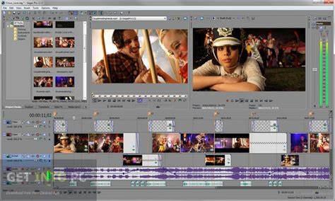 Sony vegas Pro 14 Crack & Activation Code Free Download