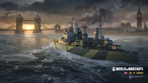 World of Warships - Results of 2020 with new wallpapers