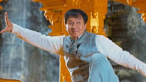 Film review: Kung Fu Yoga – Jackie Chan journeys west in