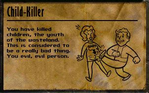 BabyKiller image - Fallout Fixt mod for Fallout - Mod DB