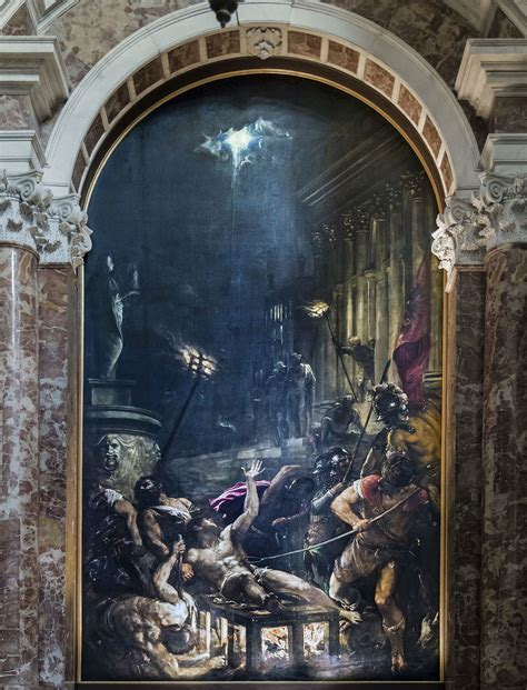 The Martyrdom of Saint Lawrence (Titian) - Wikipedia