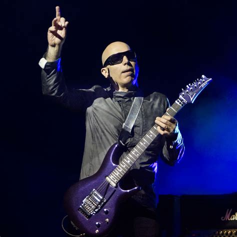 Joe Satriani: 'I needed to find something special or get a