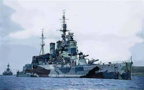 Ship Suggestion: The case for HMS Renown - British