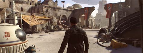 """Visceral's Star Wars game will have the """"swashbuckling"""