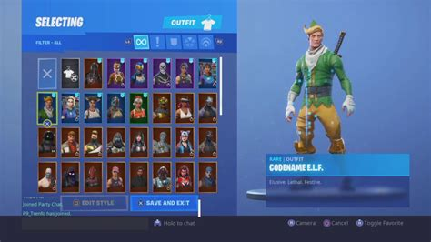 Free fortnite account (email password in description