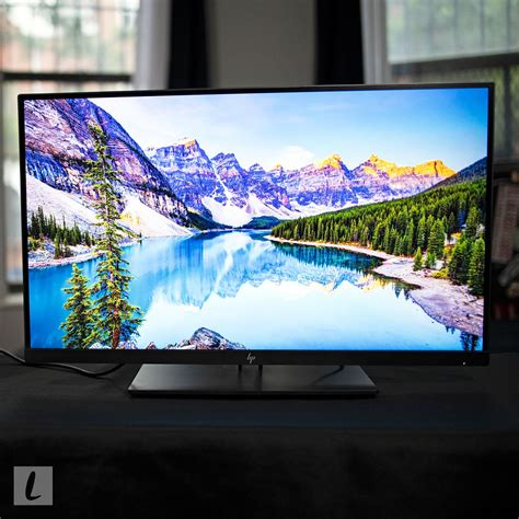 HP Z27 27-inch 4K UHD Display Review: Perfect for the