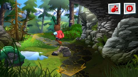 Teddy Floppy Ear – Mountain Adventure Is a Linux Games for